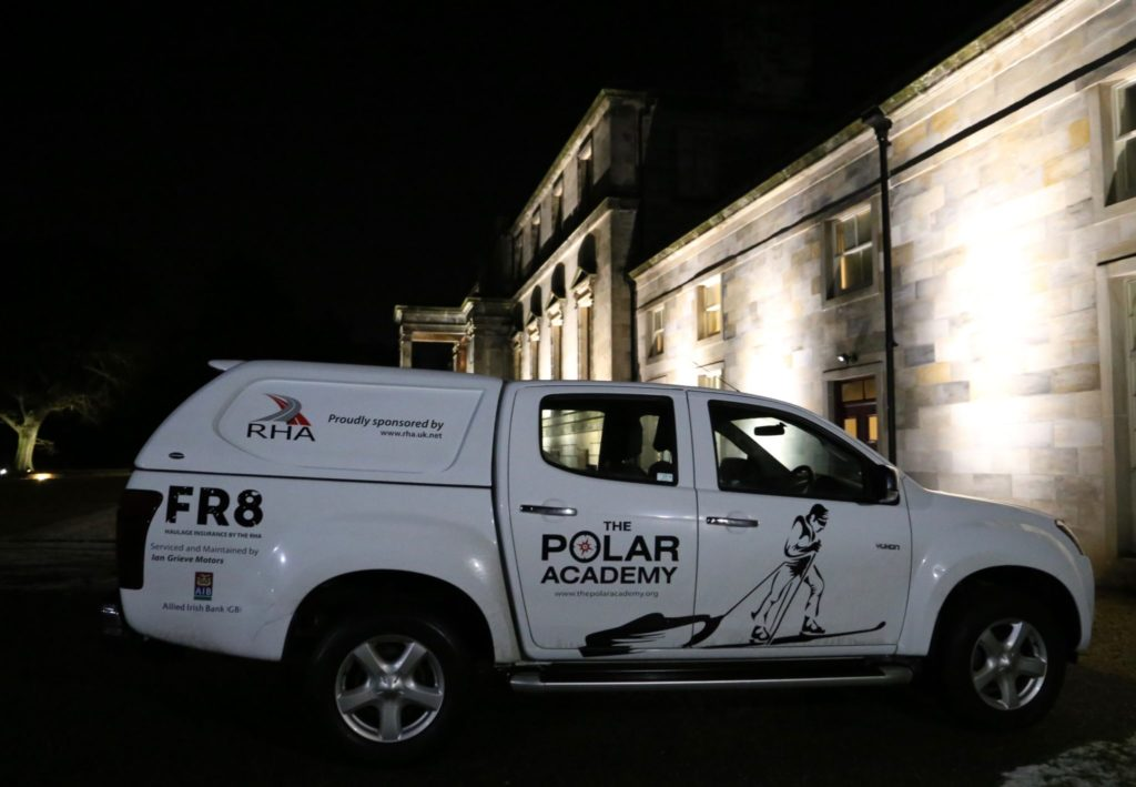 The Polar Academy, Broomhall House Events, Year of Young People